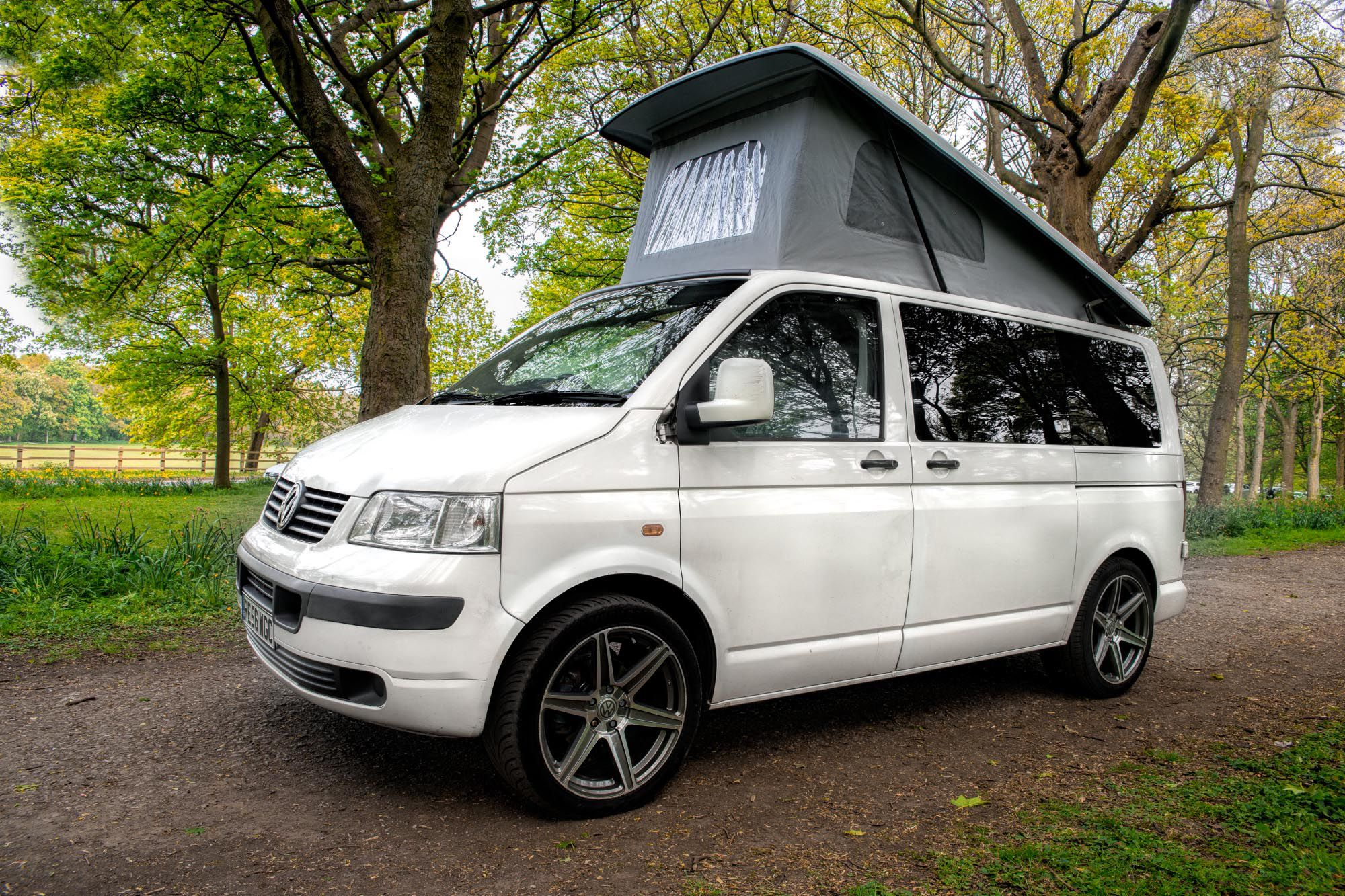 cozy camper hire manchester